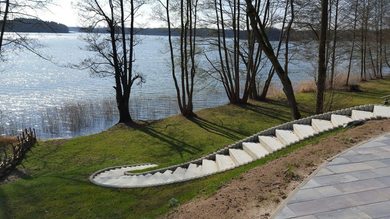 Seepark Lychen Haus am See kaufen Villa kaufen